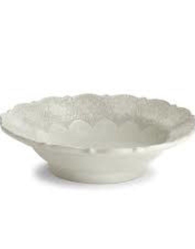 Arte Italica- Merletto Antique Serving Bowl