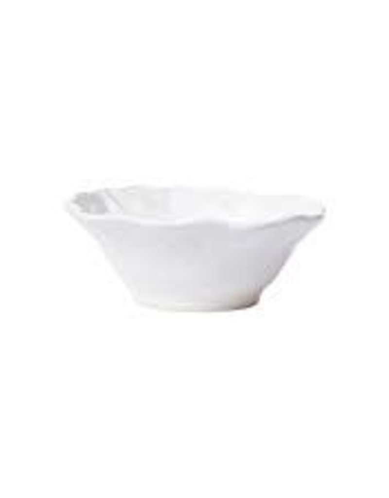 Vietri - Incanto Stone White Lace Cereal Bowl