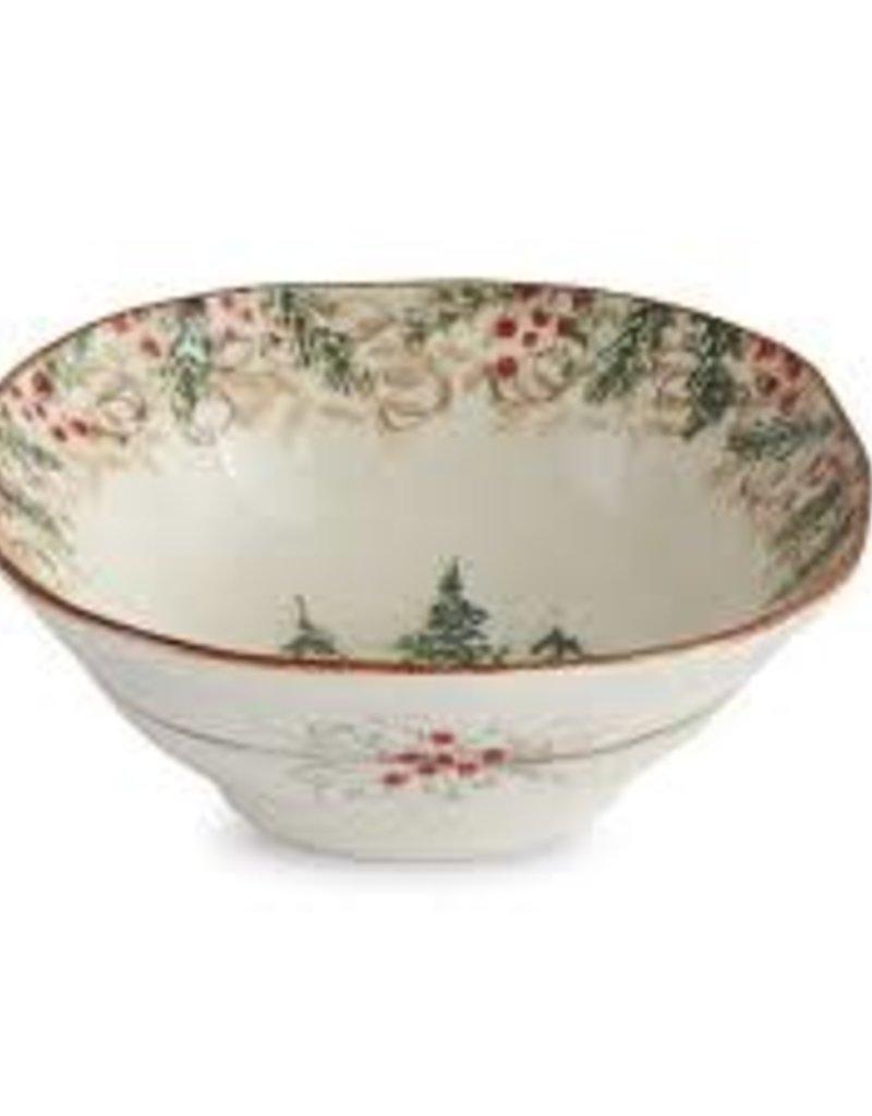 Arte Italica - Natale Cereal Bowl