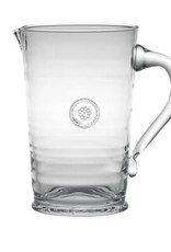 Juliska- Pitcher B&T Glassware Clear 8.5""