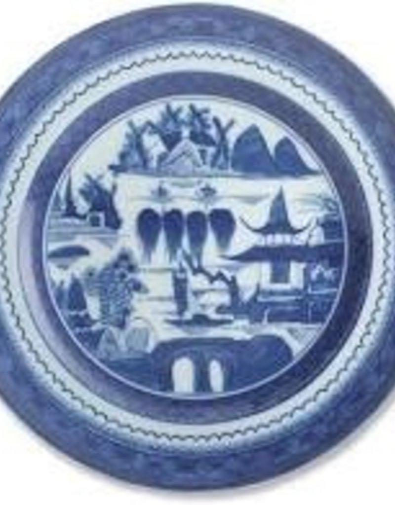 Mottahedeh Blue Canton Dessert Plate