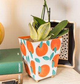 Jaye's Studio- Oranges Square Cachepot