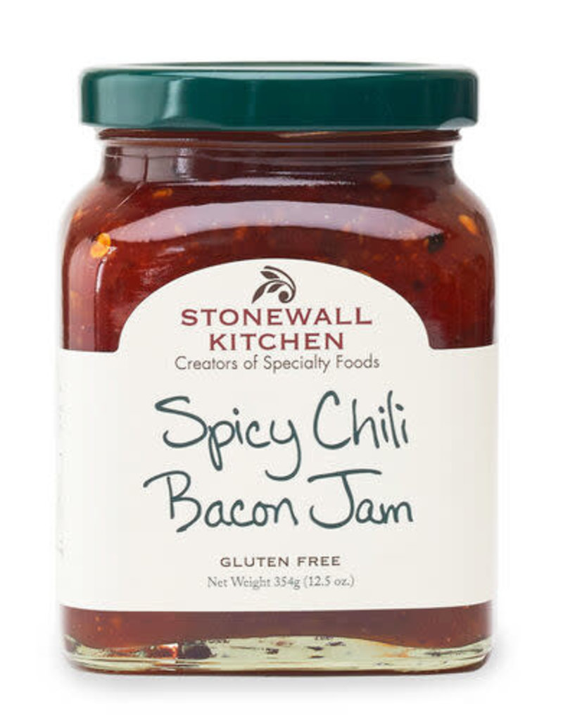 Spicy Chili Bacon Jam