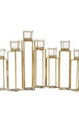 Serpentine set/7 Candleholder