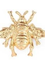 Gold Bee Napkin Ring