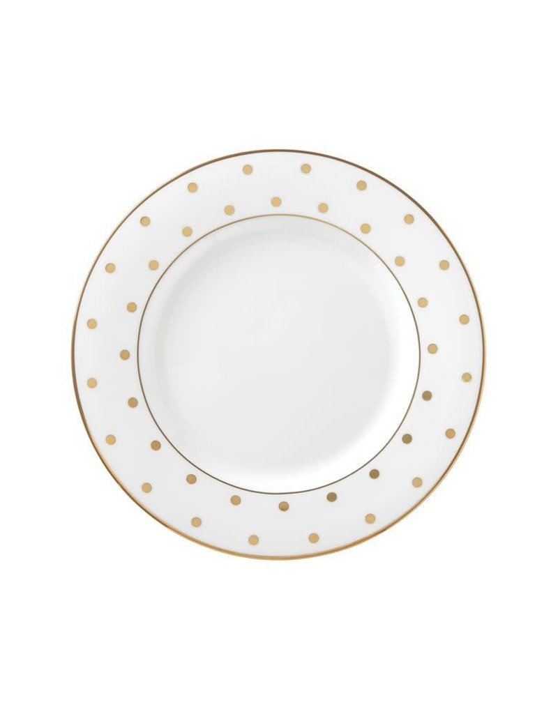 Lenox Kate Spade Larabee Road Gold Salad Plate