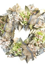 Mackenzie Childs Tender Shoots Wreath