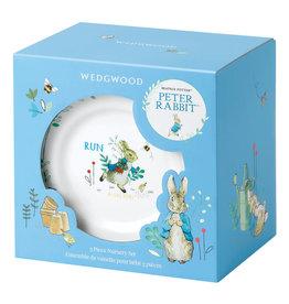 Peter Rabbit 3 Piece Nursery Box (BLUE)