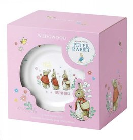 Peter Rabbit 3 Piece Nursery Box (PINK)