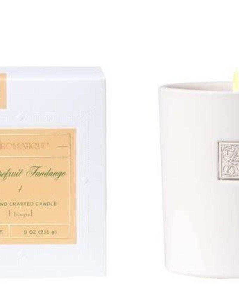 Aromatique Grapefruit Fandango 9 oz. Boxed Candle