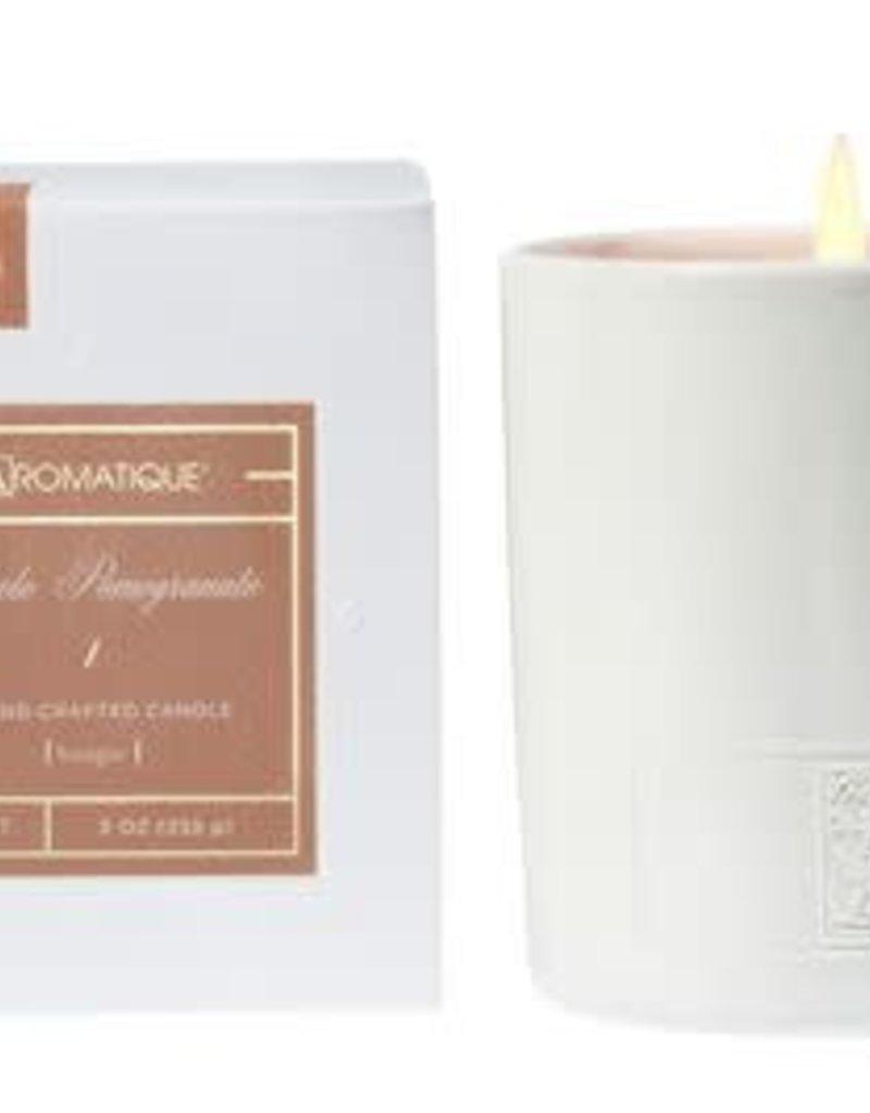 Aromatique Pomelo Pomegranate 9 oz Boxed Candle