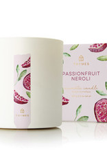 Thymes- Passionfruit Neroli Poured Candle 8oz