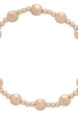 ENewton Honesty Gold 6mm Bead Bracelet
