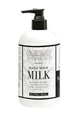 Archipelago- 20015 Milk Hand Wash
