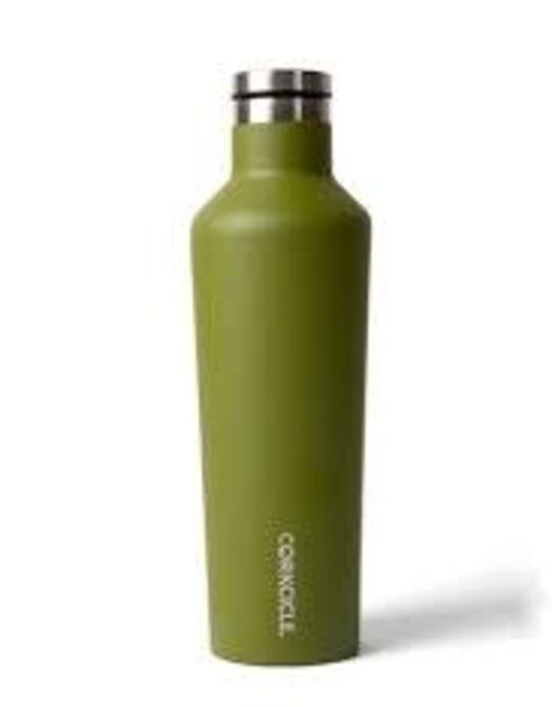Corkcicle - 16oz Canteen Waterman Olive