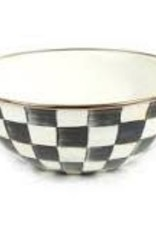 Mackenzie Childs Courtly Check Everyday Bowl