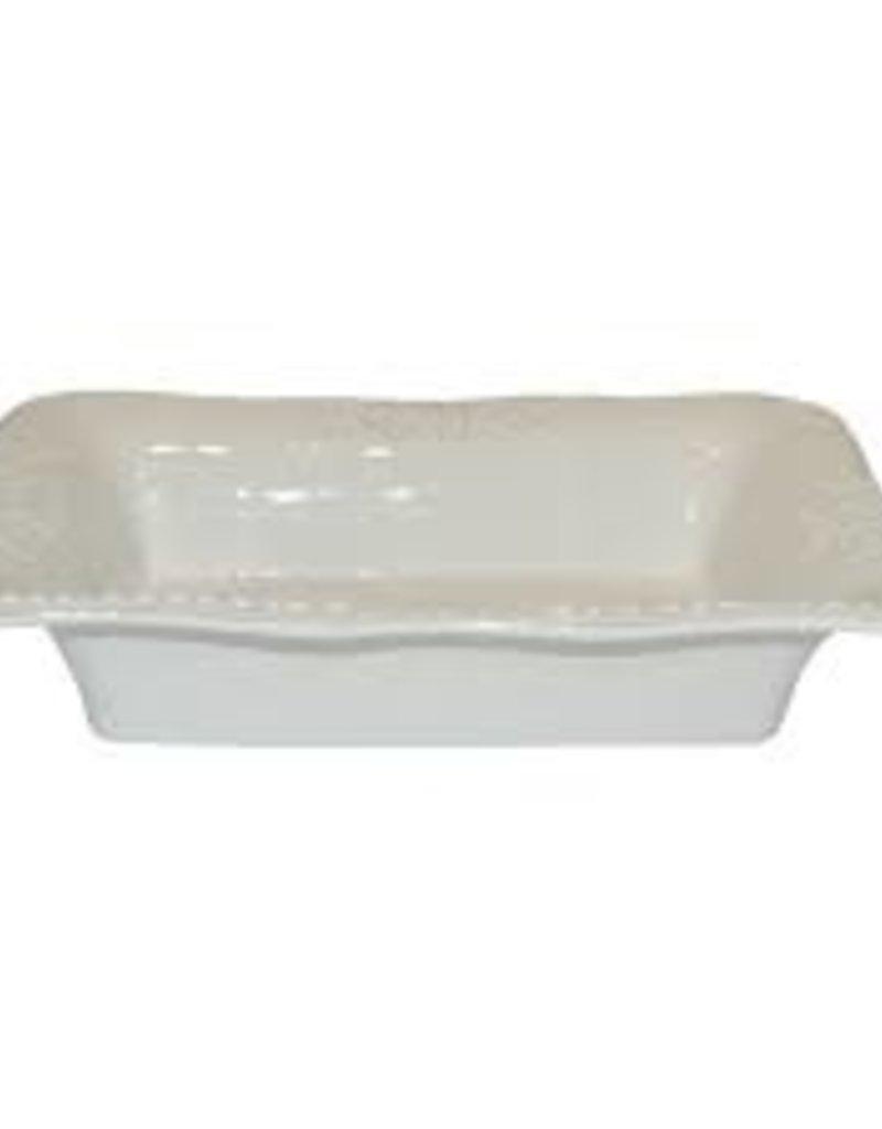 Skyros- 1318PW Isabella Large Rectangular Baker (Paper White)