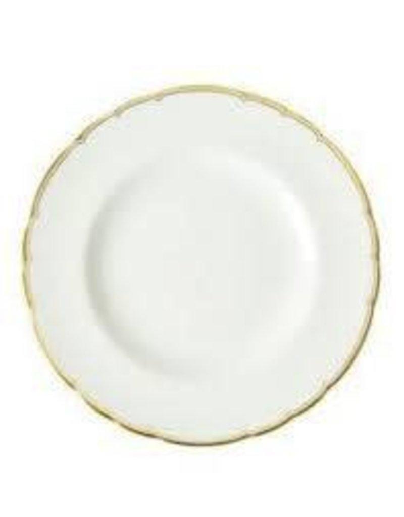 Royal Crown Derby - Chelsea Duet Gilded Dinner Plate