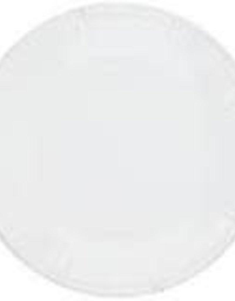 Skyros- Isabella Round Dinner (White)