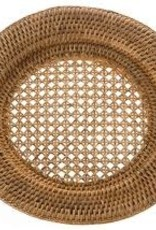 Round Rattan Place-mat