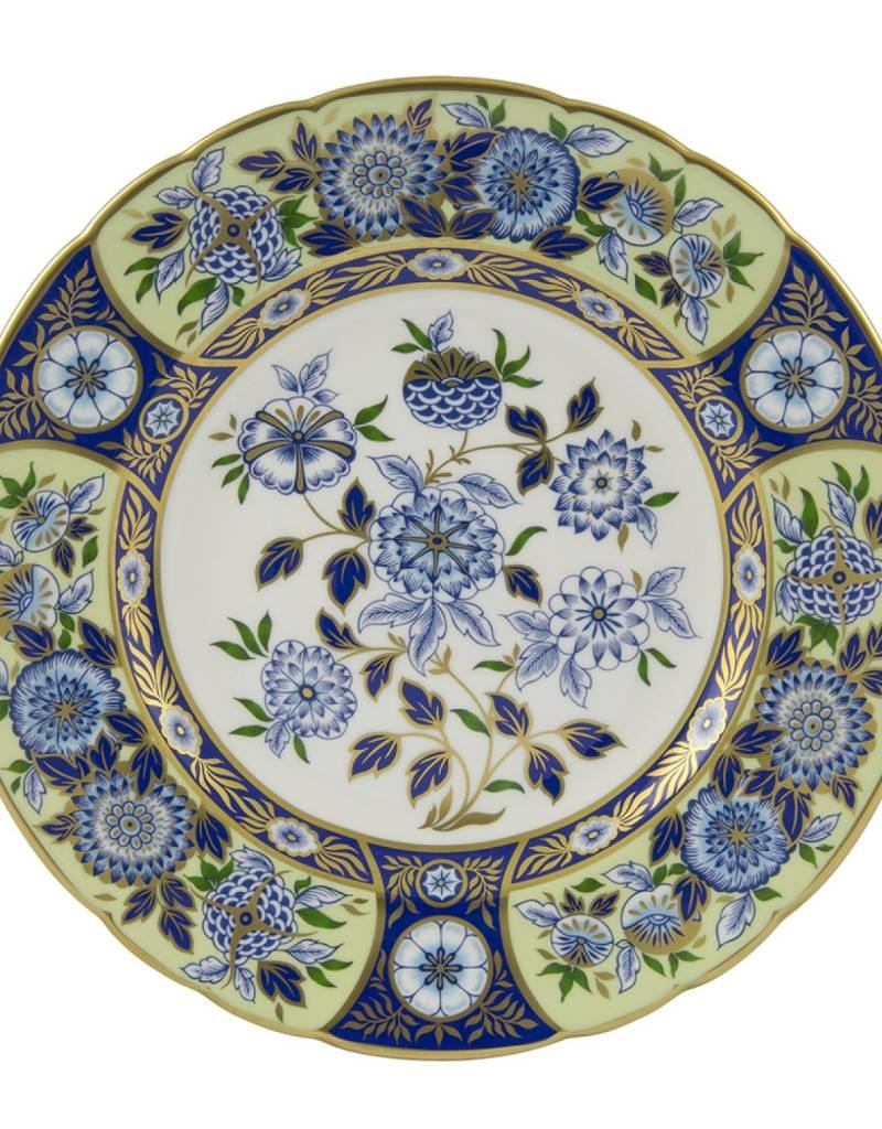 Royal Crown Derby  Midori Meadow Salad Plate