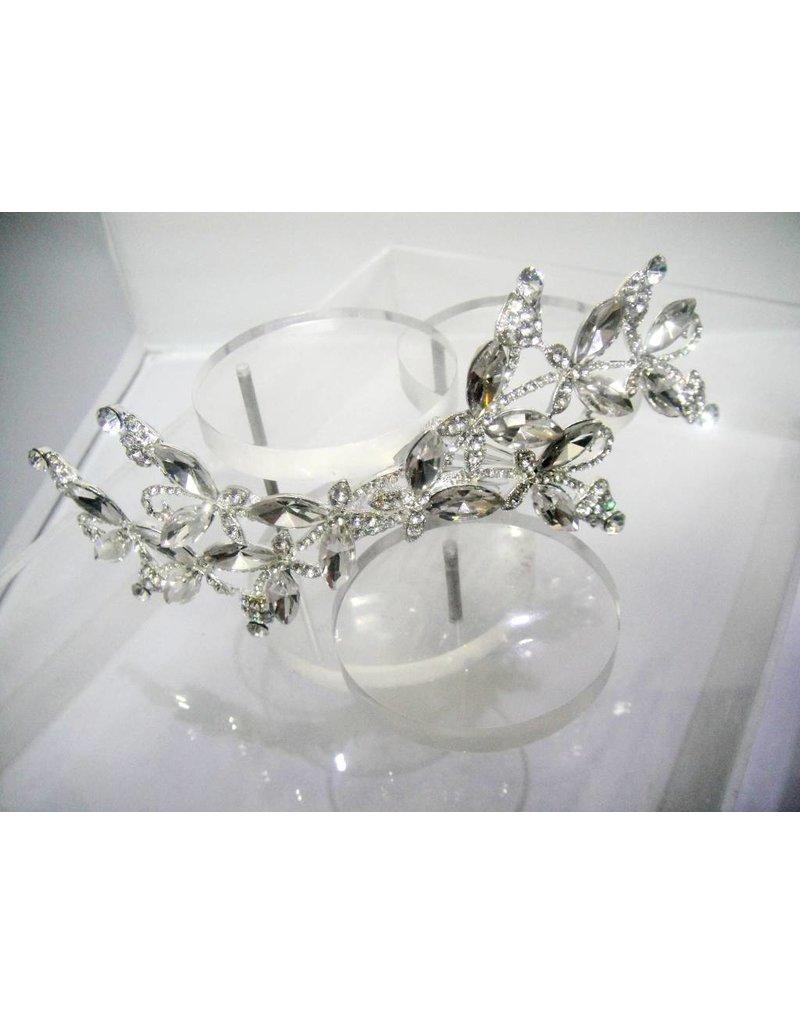 Silver Hair Piece -  50310279