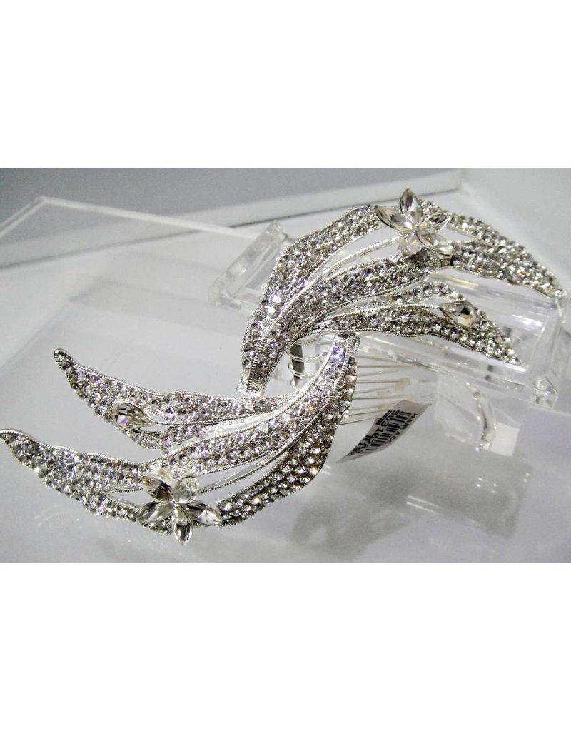 Silver Hair Piece -  50310283