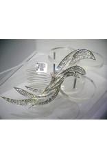 Silver Hair Piece -  50310284