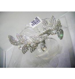 Silver Hair Piece -  50310286