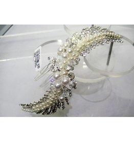 Silver Hair Piece -  50310290