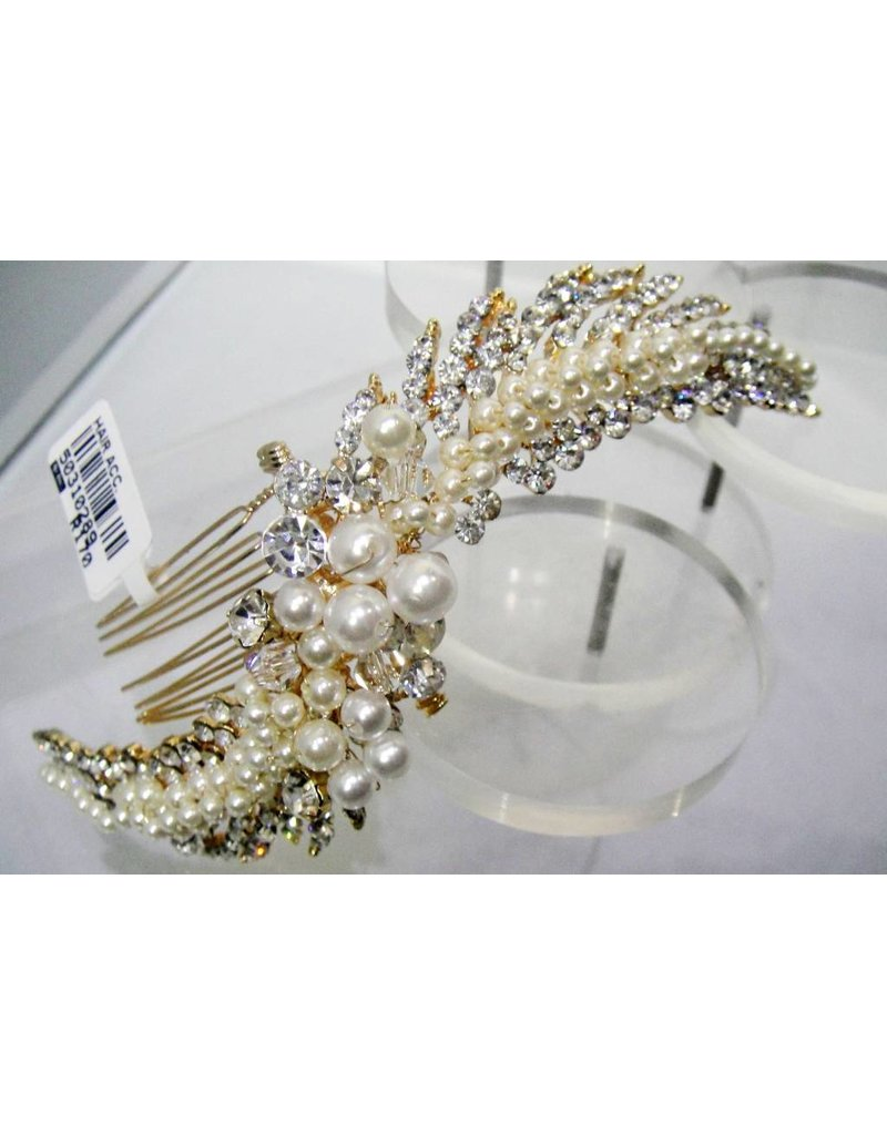Gold Hair Piece -  50310289