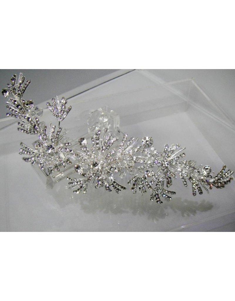 Silver Hair Piece -  50310294