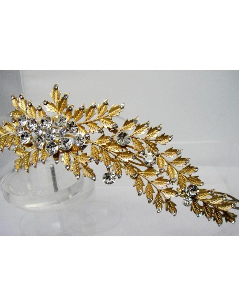 Gold Hair Piece -  50310300