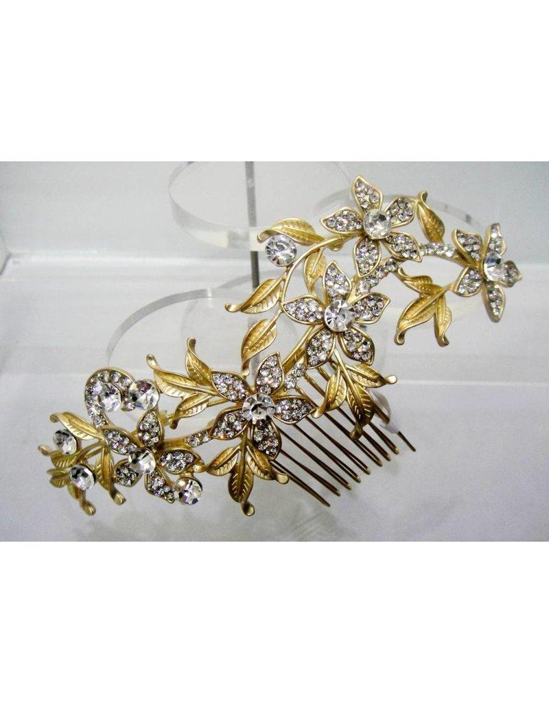 Gold Hair Piece -  50310301