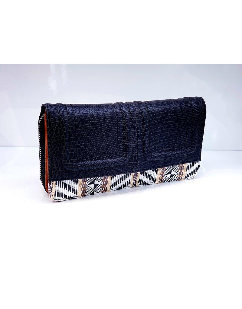 Black Zebra Wallet - 70230013