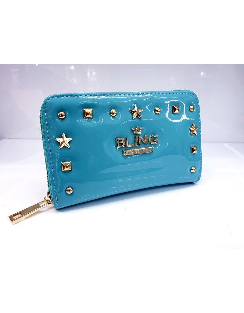 Light blue Wallet - 70230021
