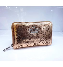 Rose gold Wallets