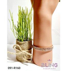 BGD Rose gold  bangle-50317091