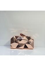 40241405 - Rose Gold Clutch Bag