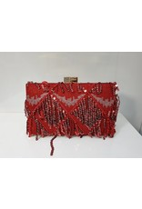 40241419 - Red Clutch Bag