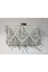 40241421 - White Clutch Bag