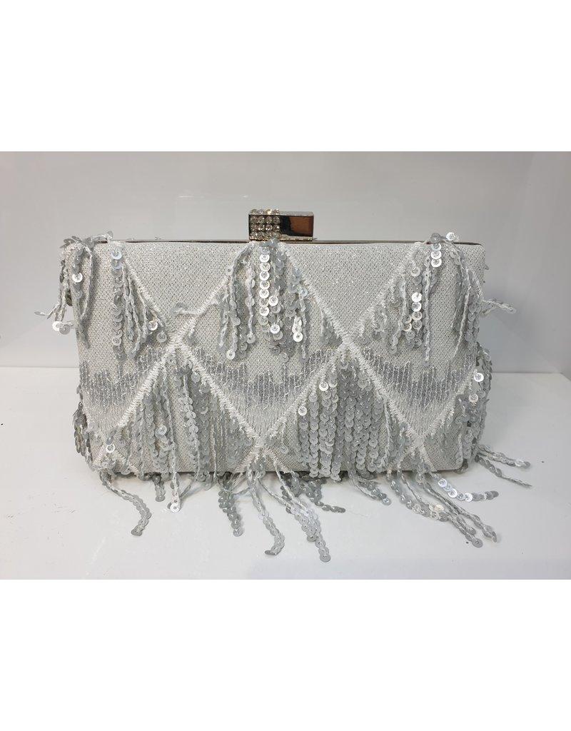 40241421 - White Clutch Bag