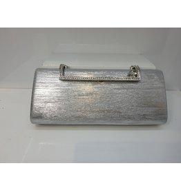 40241425 - Silver Clutch Bag