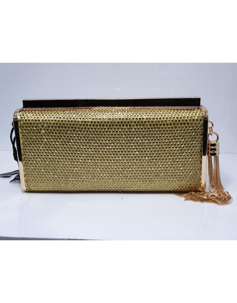 40241427 - Gold Clutch Bag