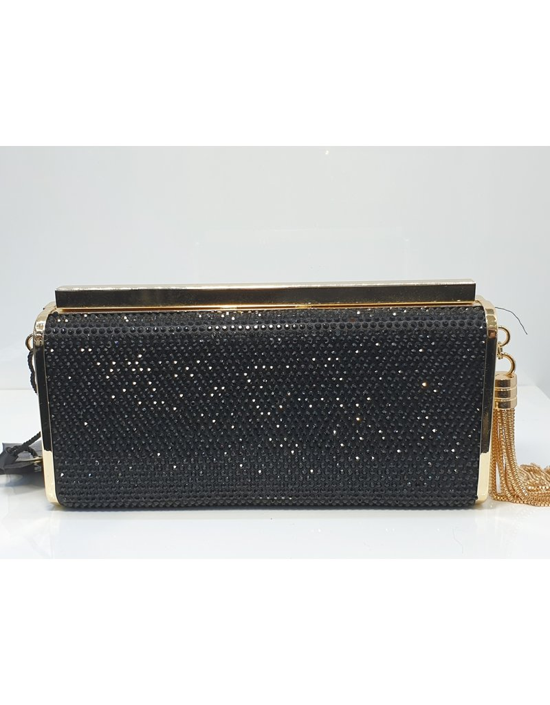 40241429 - Black Clutch Bag