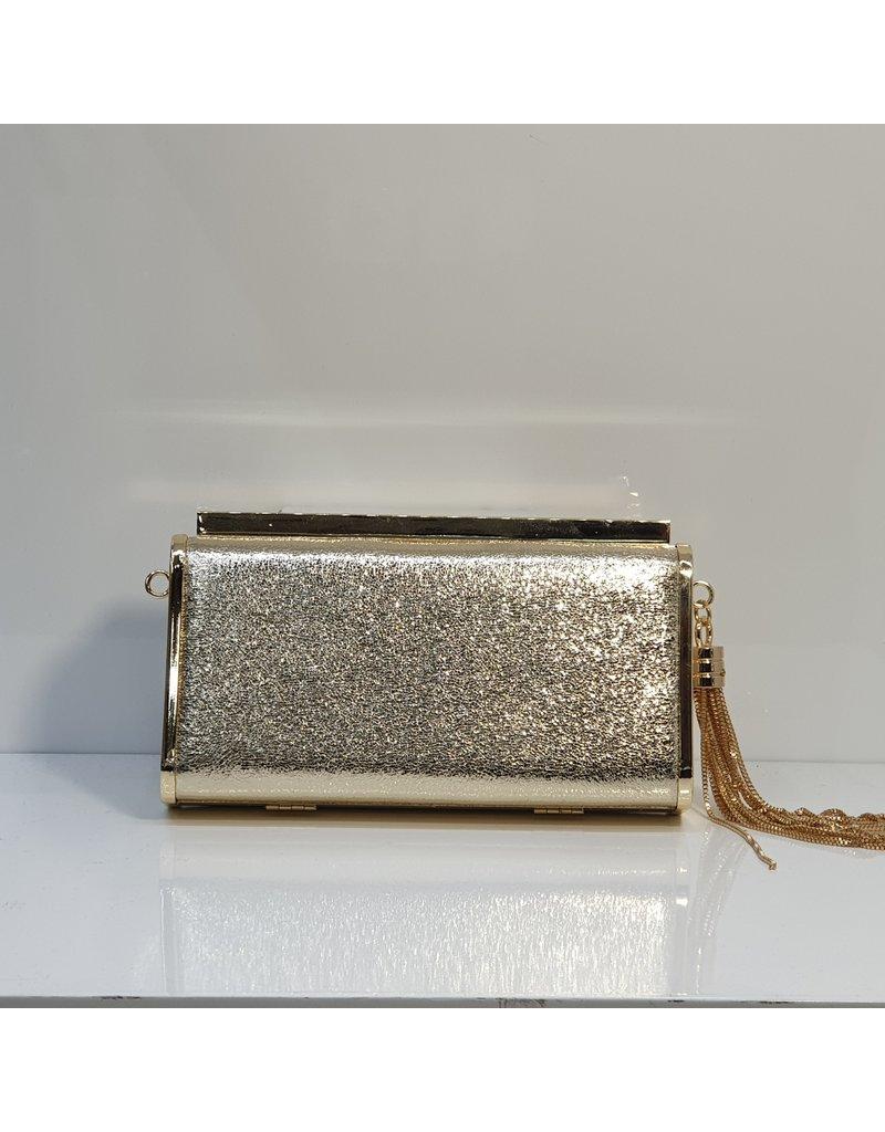 40241430 - Gold Clutch Bag