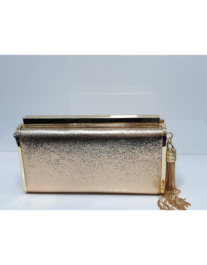40241431 - Rose Gold Clutch Bag