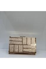 40241433 - Rose Gold Clutch Bag