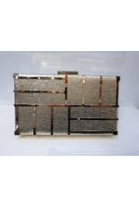 40241432 - Gold Clutch Bag