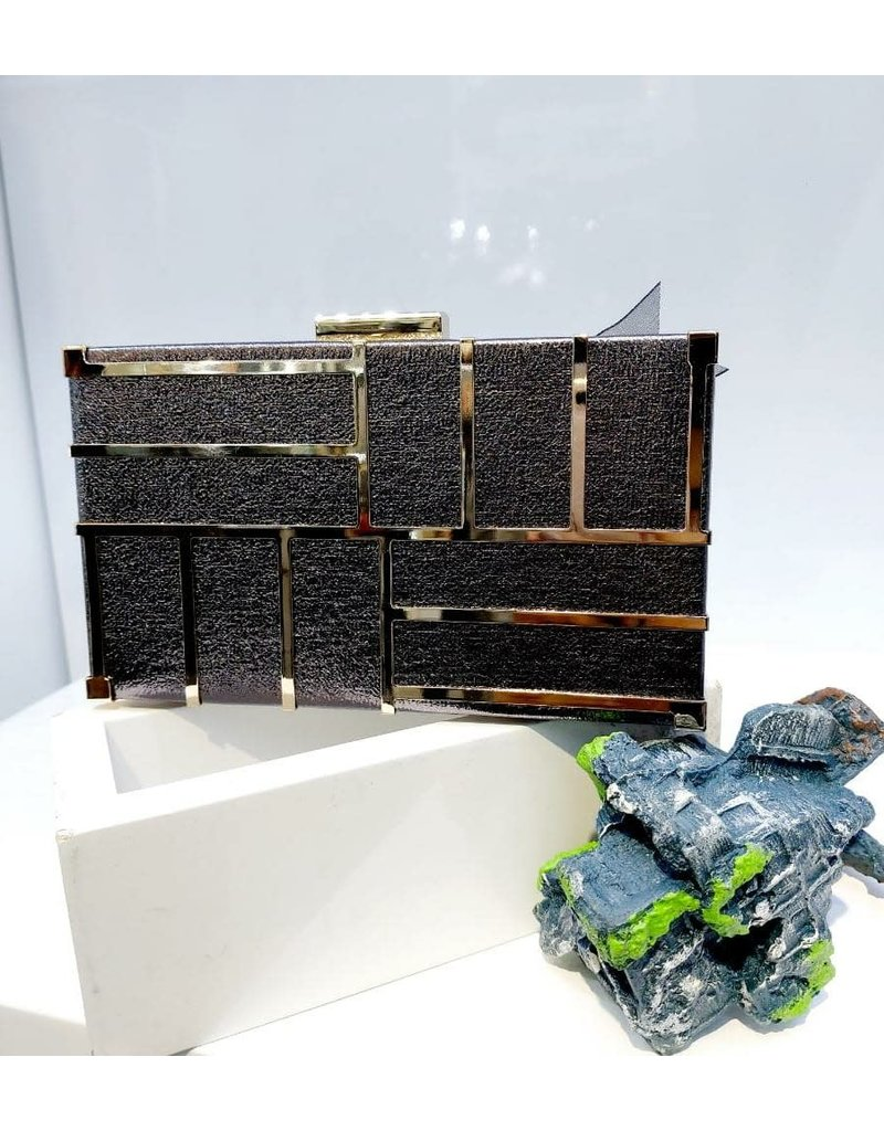 40241436 - Grey Clutch Bag